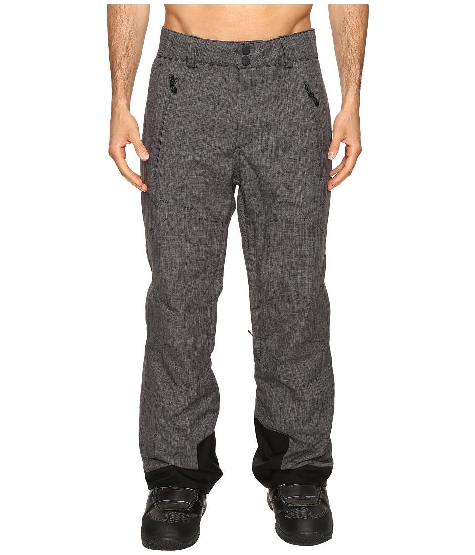 Obermeyer - Proline Pants (Dark Heather Grey) Men's Casual Pants