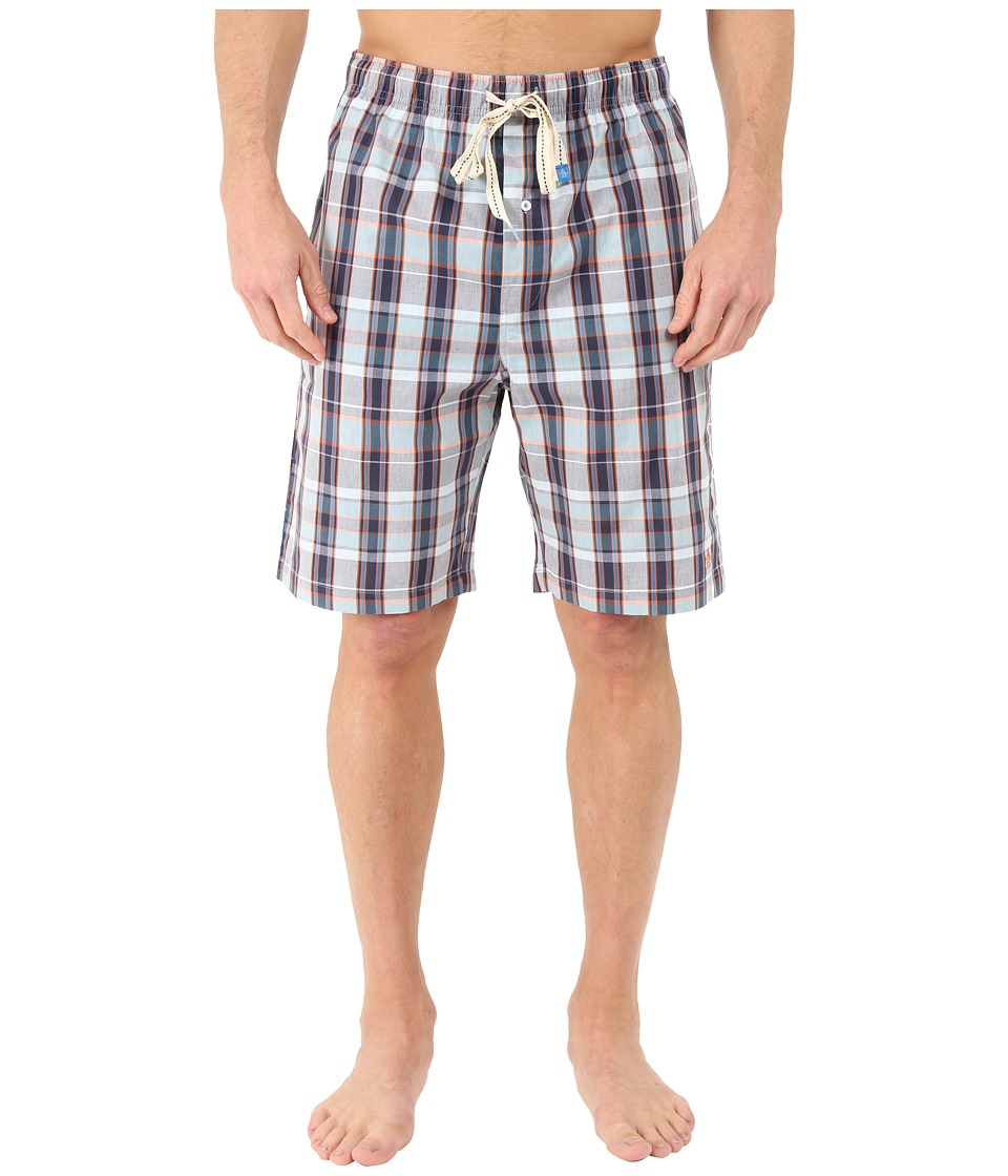 Original Penguin - Single Woven Jam (Dune Plaid) Men's Pajama