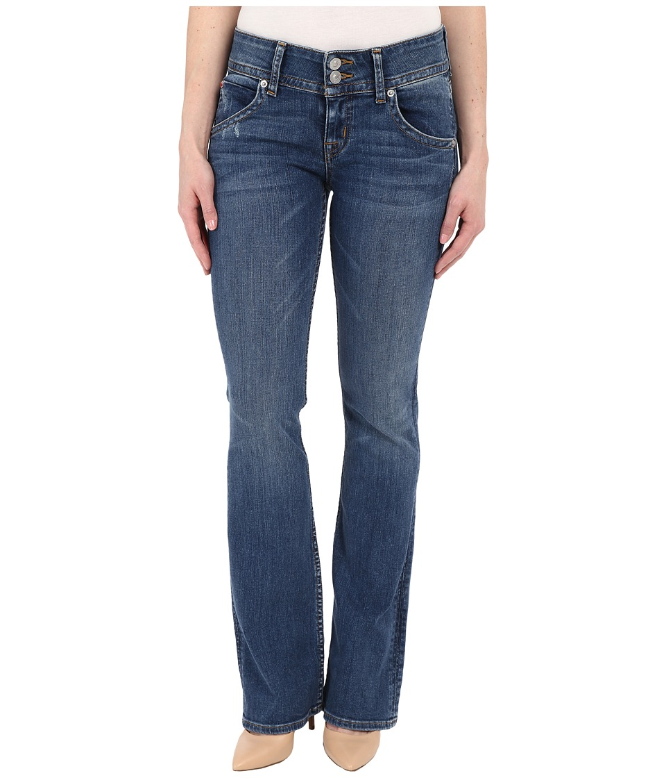 Hudson - Petite Signature Bootcut in Point Break (Point Break) Women's Jeans