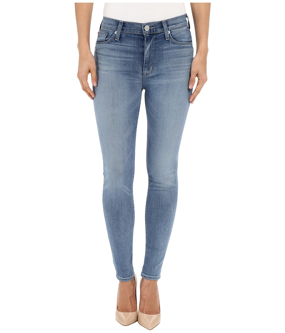 Hudson - Barbara High Rise Ankle Skinny in Convex (Convex) Women's Jeans