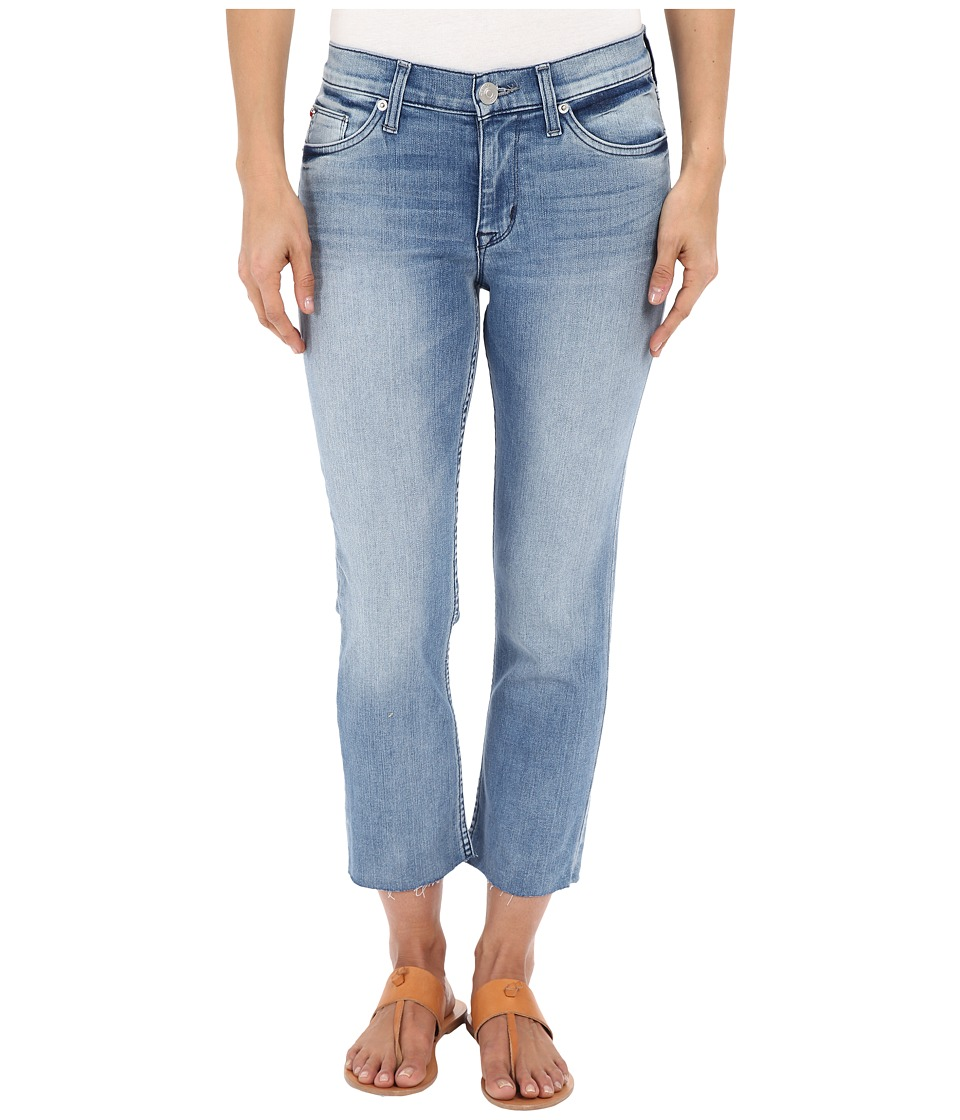 Hudson - Fallon Crop with Raw Hem in Altair (Altair) Women's Jeans