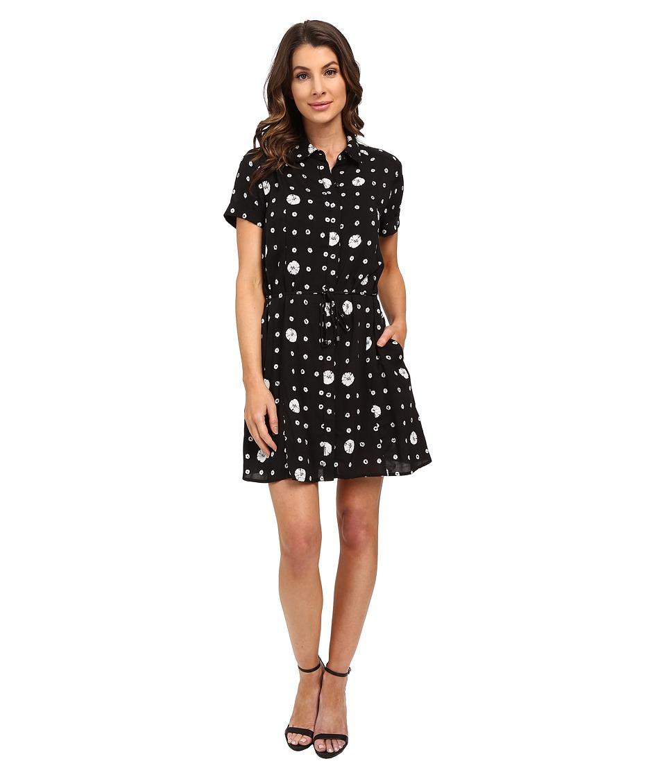 Splendid - Sandollar Dress (Black) Women's Dress