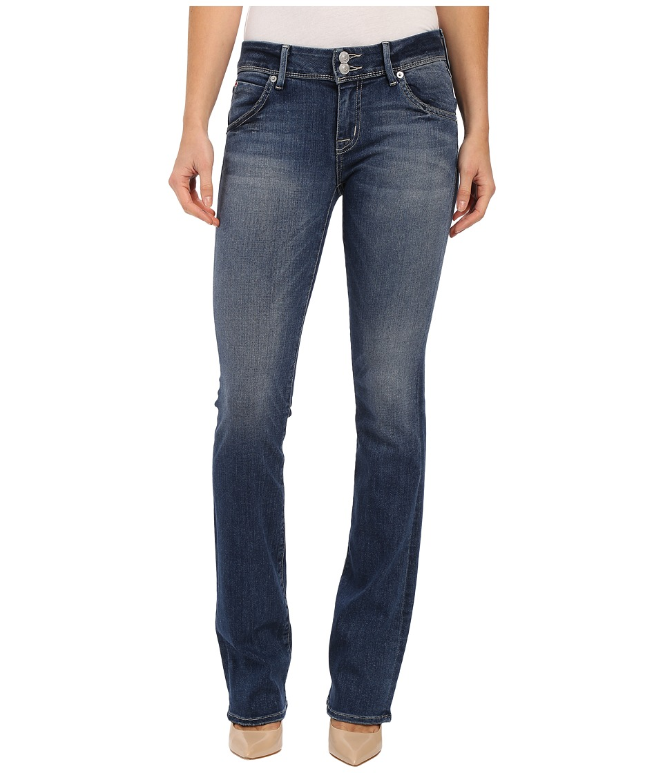Hudson - Beth Mid-Rise Baby Boot in Del Mar (Del Mar) Women's Jeans