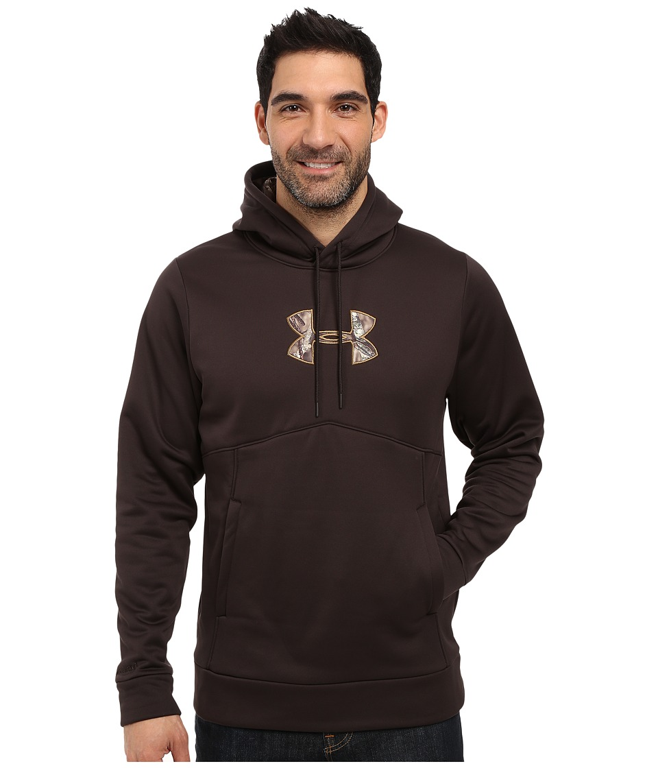 Under Armour - UA Icon Caliber Hoodie (Cannon) Men's Sweatshirt