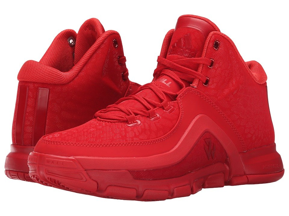 adidas - J Wall 2 (Scarlet Red/Power Red) Men