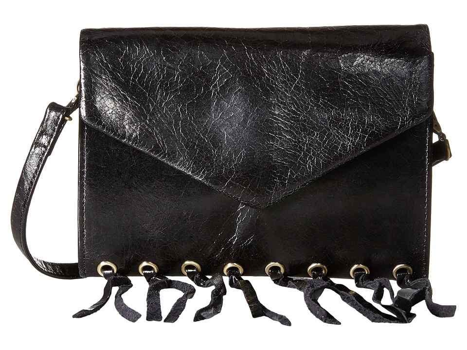 Hobo - Maisy (Black) Cross Body Handbags