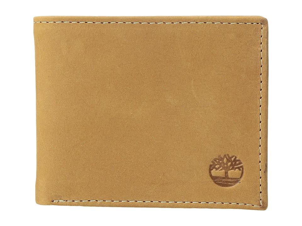 Timberland - Wheat Passcase (Wheat) Wallet Handbags