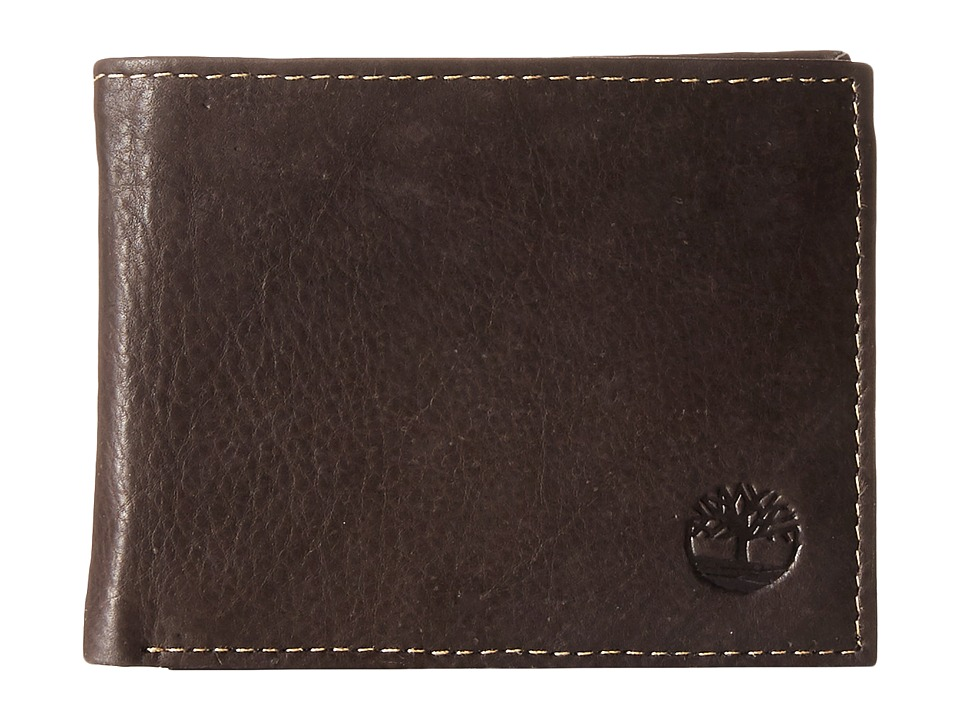 Timberland - Wellington Passcase (Brown) Wallet Handbags