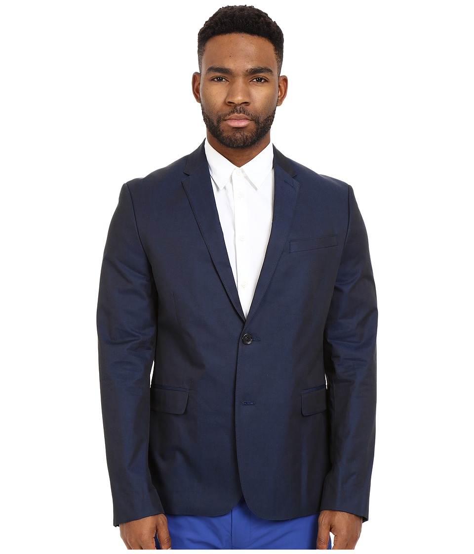 Ben Sherman - Tonic Cotton Blazer MF12362 (Staples Navy) Men's Jacket