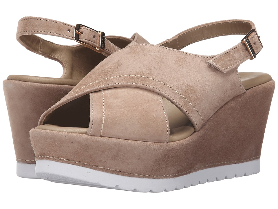 Cordani - Delight (Nocciola) Women's Wedge Shoes