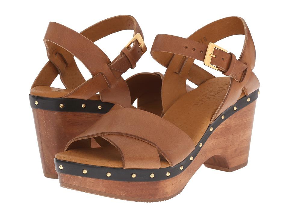 Cordani Zaftig (Camel) High Heels