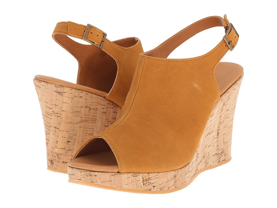 Cordani - Wellesley (Vintage Saffron) Women's Wedge Shoes