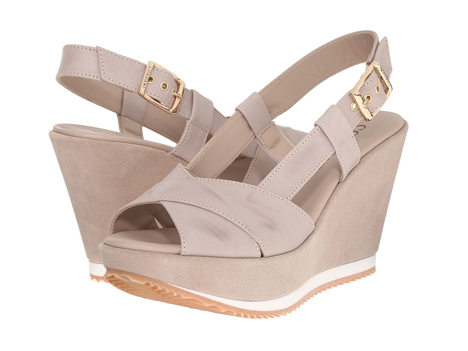 Cordani - Rada (Stone) Women's Wedge Shoes
