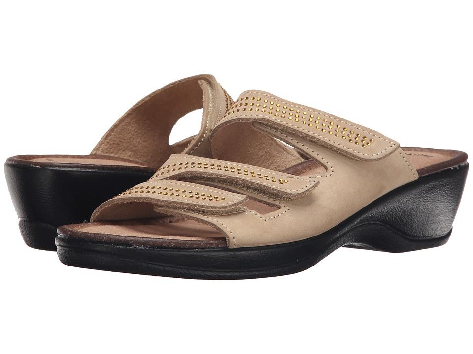 Spring Step - Chela (Beige) Women's Shoes