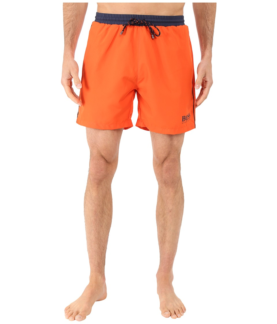 BOSS Hugo Boss - Starfish 10149099 01 (Orange) Men's Swimwear