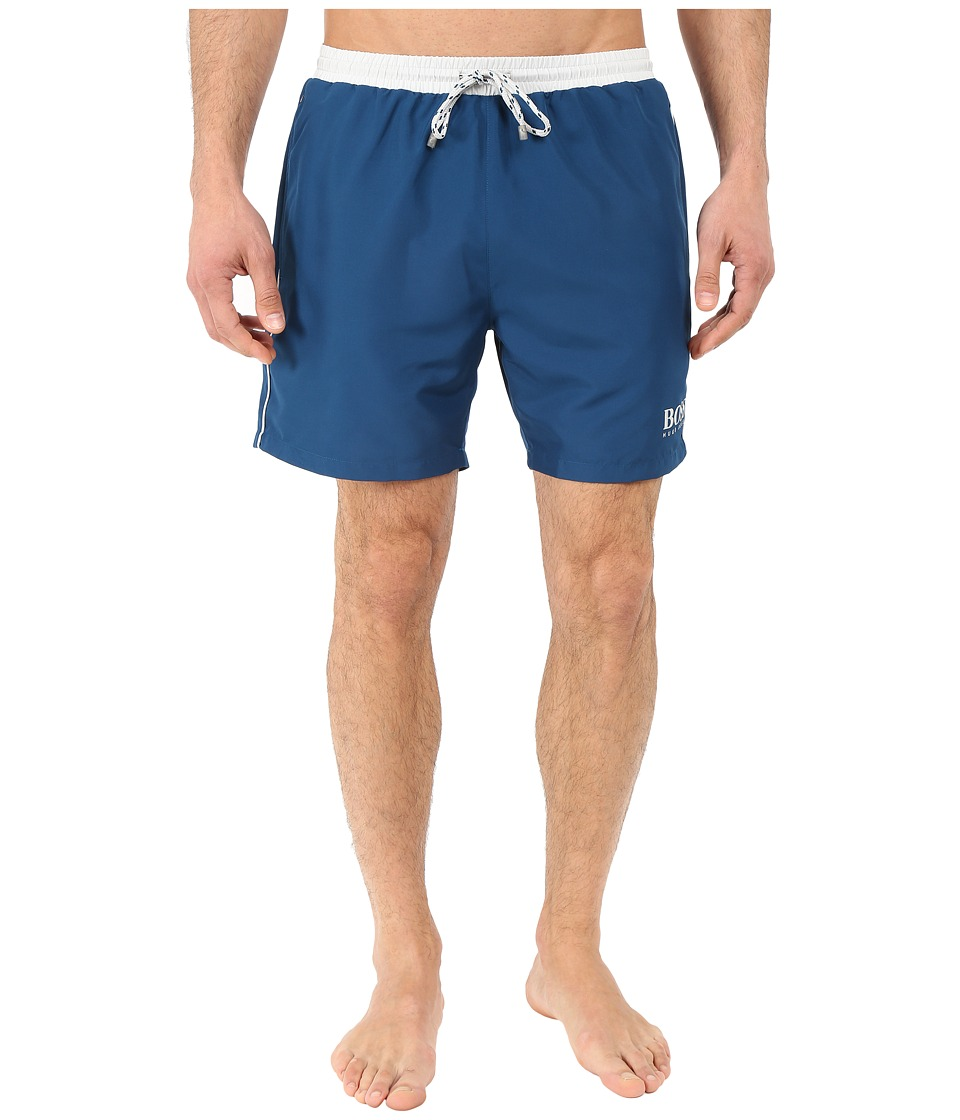BOSS Hugo Boss - Starfish 10149099 01 (Stone Blue) Men's Swimwear