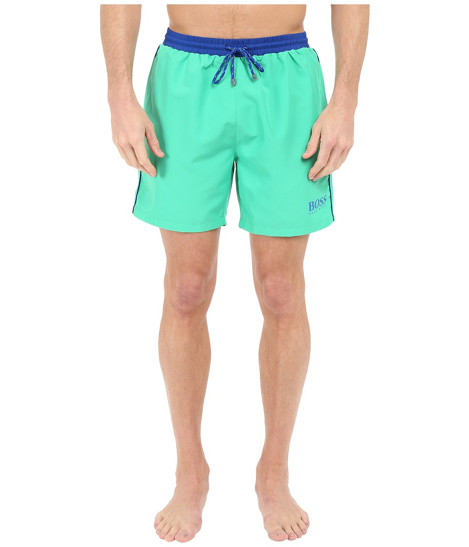 BOSS Hugo Boss - Starfish 10149099 01 (Green) Men's Swimwear