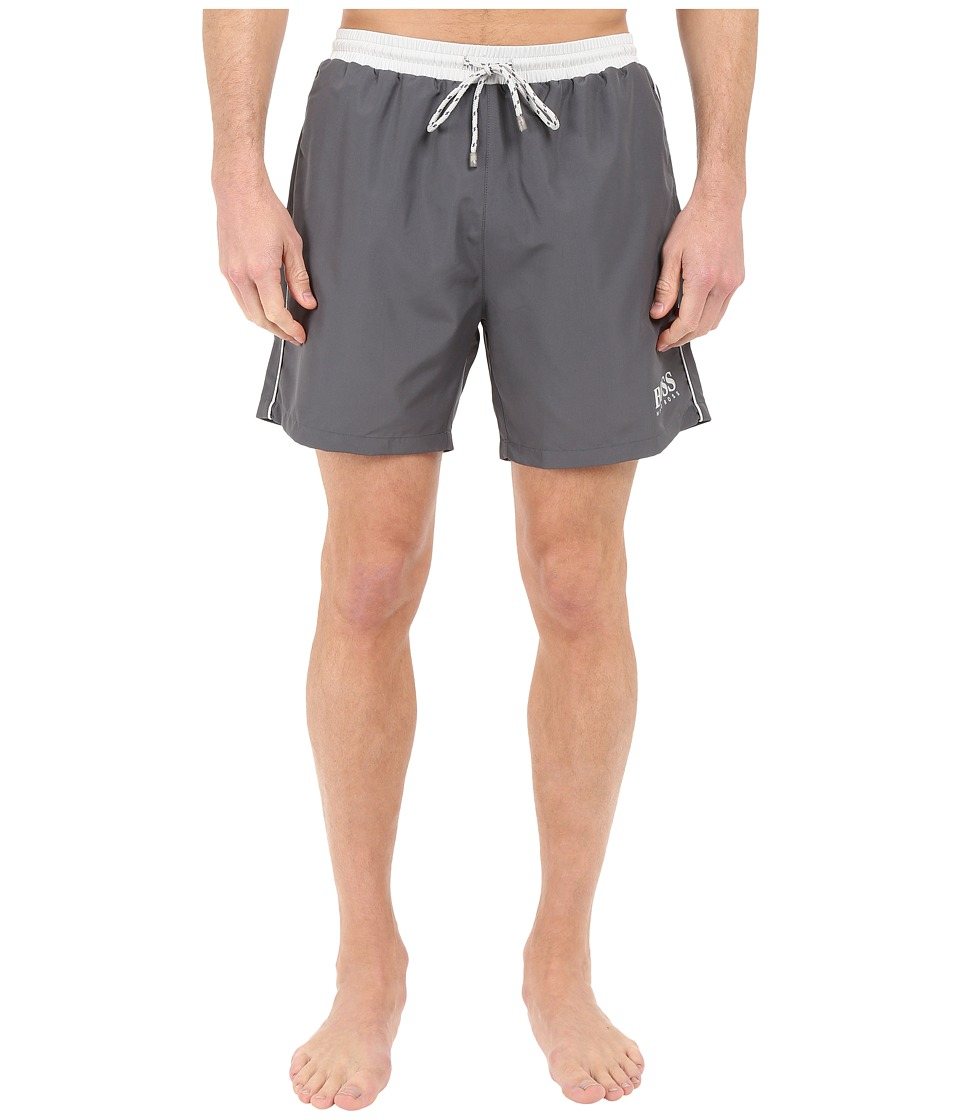 BOSS Hugo Boss - Starfish 10149099 01 (Charcoal 1) Men's Swimwear