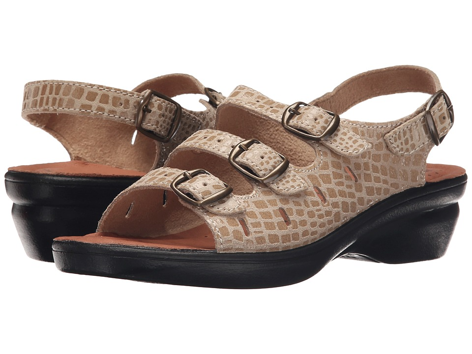 Spring Step - Adriana (Beige) Women's Shoes