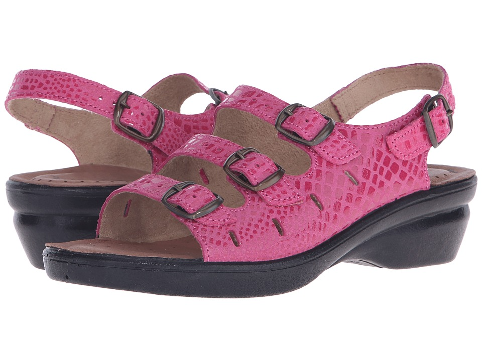 Spring Step - Adriana (Fuchsia) Women's Shoes
