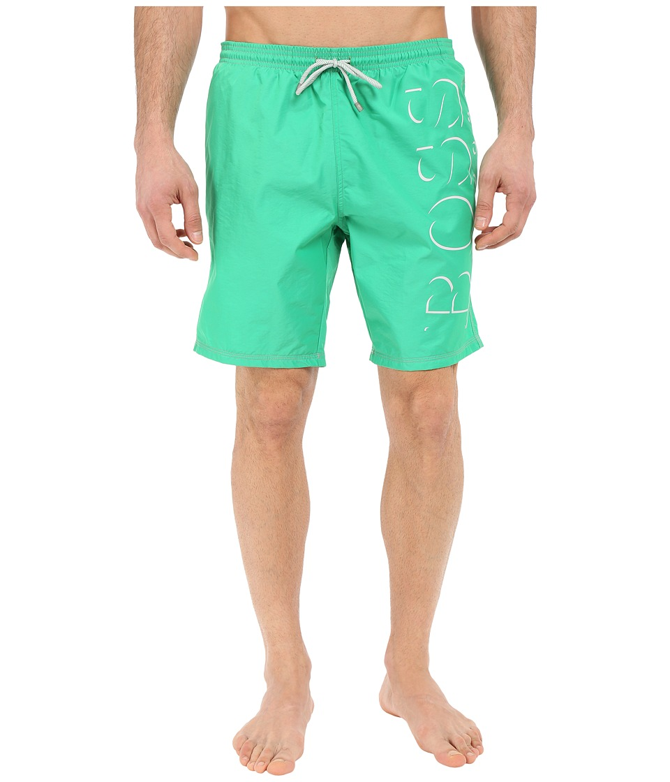 BOSS Hugo Boss - Killifish 10124629 0 (Green) Men's Swimwear
