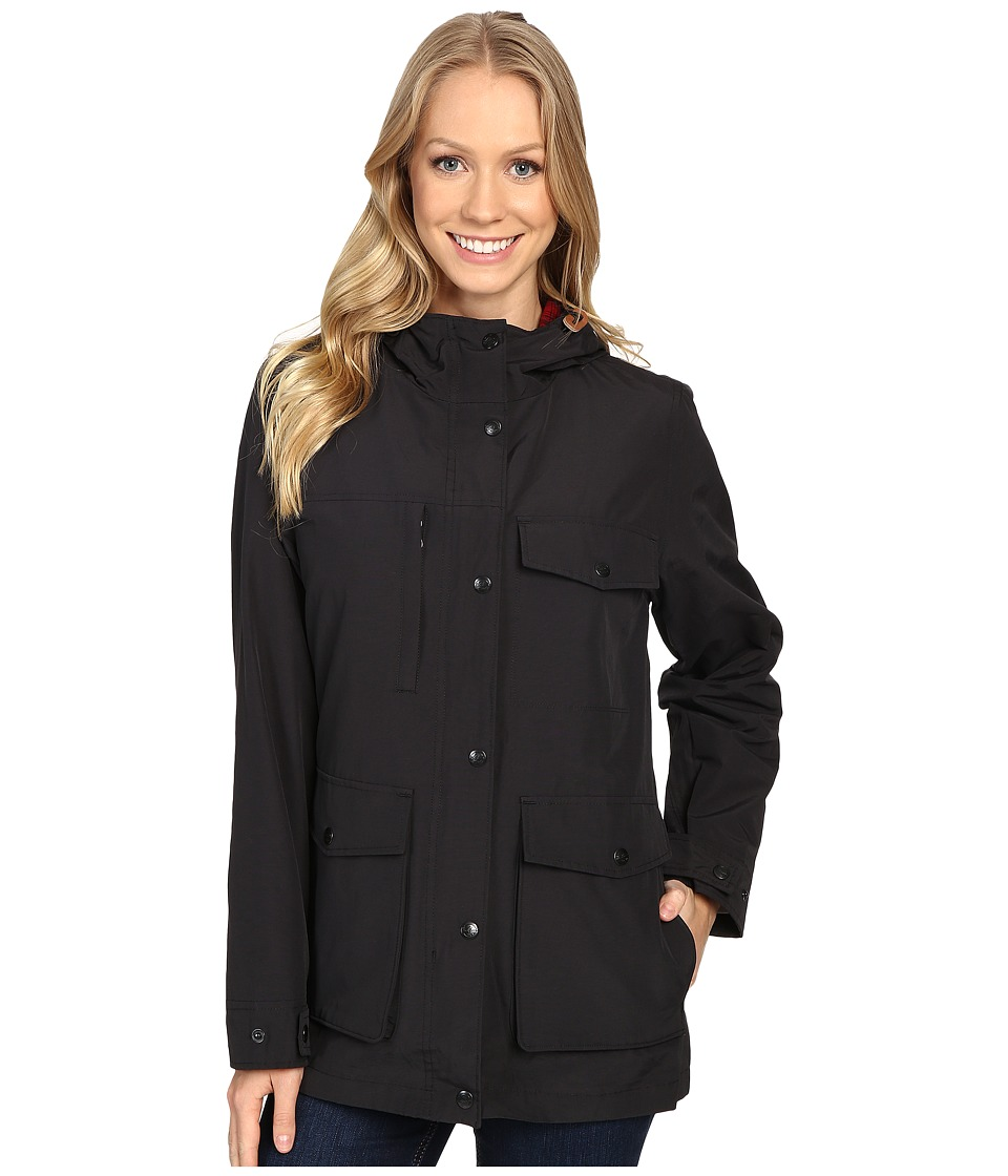 Woolrich - Transition Lined Mountain Parka (Black) Women's Coat