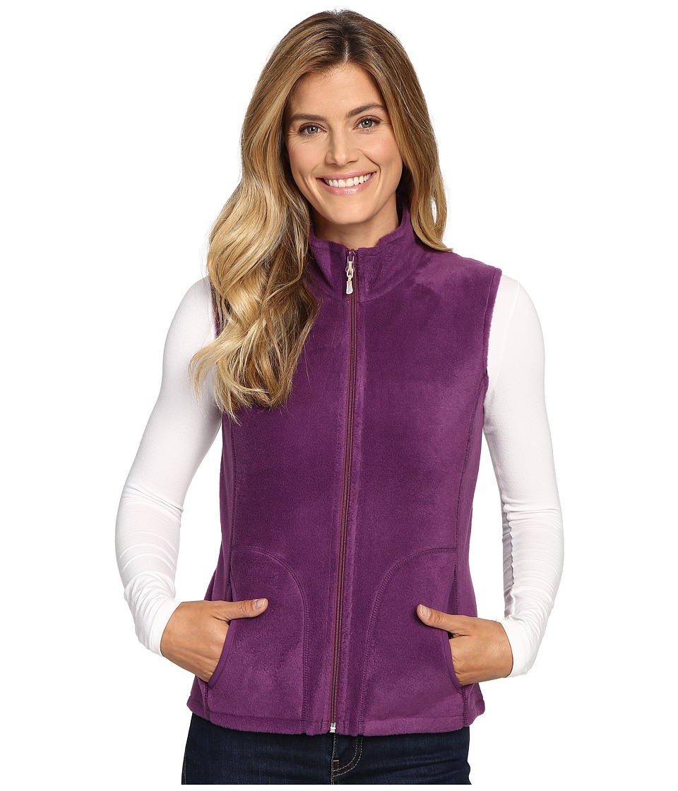Woolrich - Andes Fleece Vest (Wisteria) Women's Vest