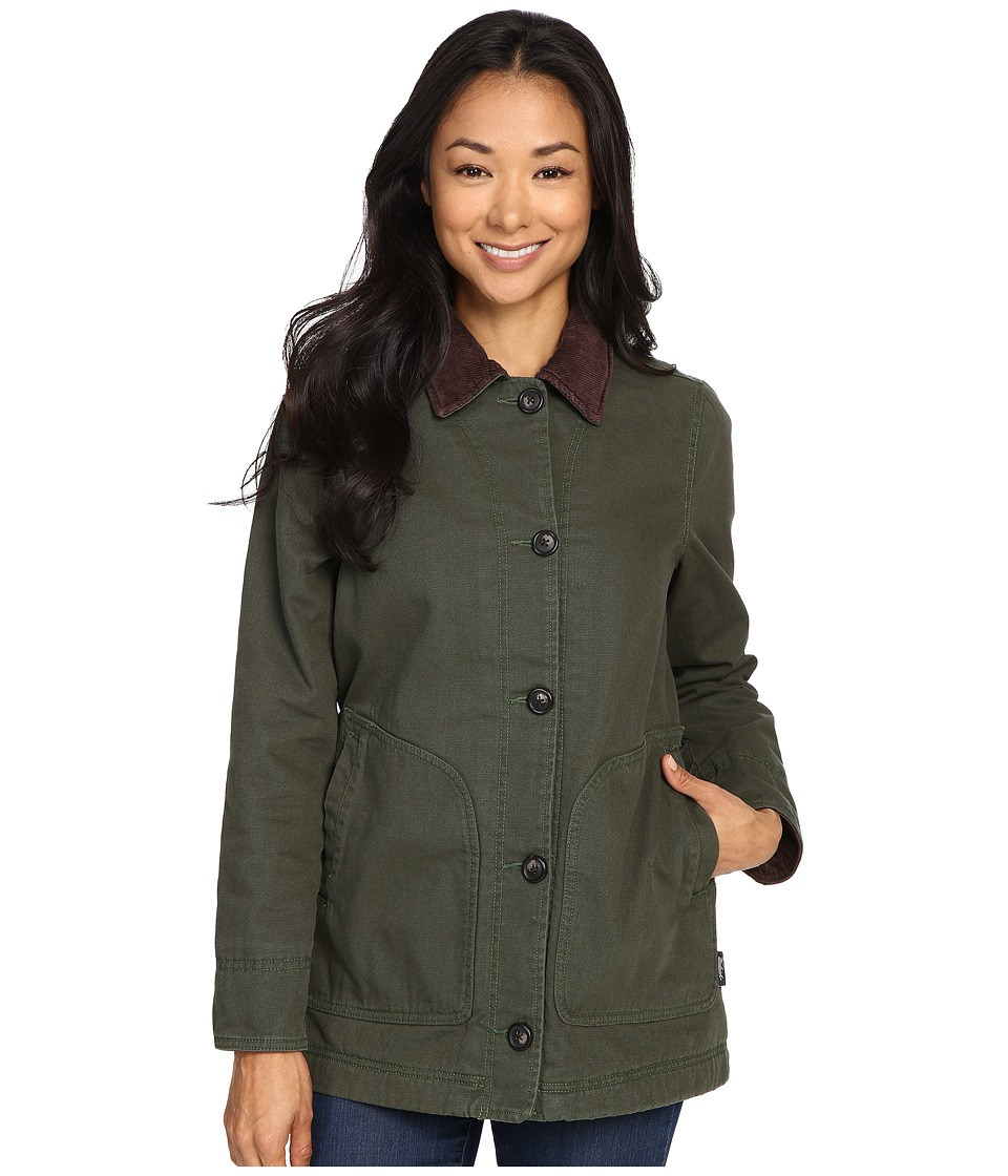 Woolrich - Dorrington Barn Jacket (Oregano) Women's Jacket