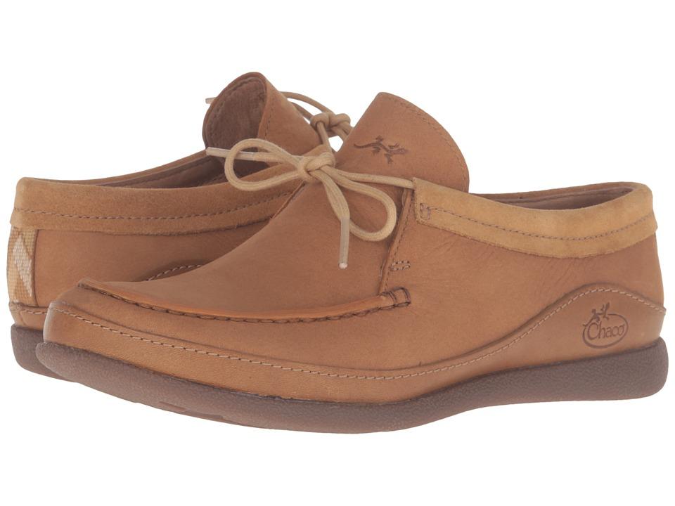 Chaco - Pineland Moc (Bone Brown) Women's Shoes