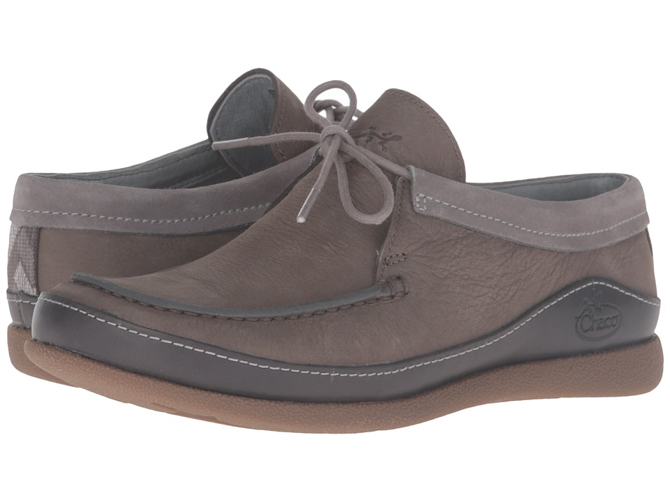 Chaco - Pineland Moc (Nickel Gray) Women's Shoes