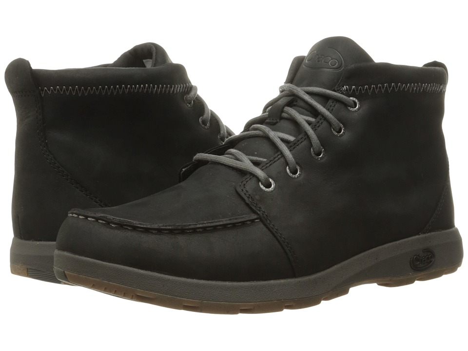 Chaco - Brio (Black) Men's Lace-up Boots