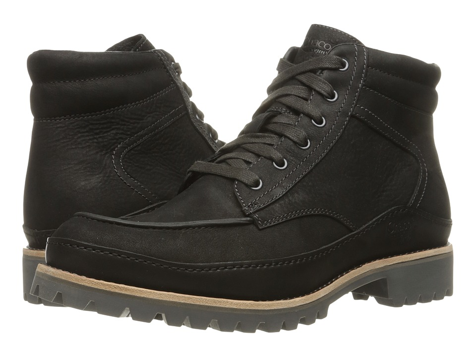 729f82faa Chaco Yonder (Black) Men s Lace-up Boots