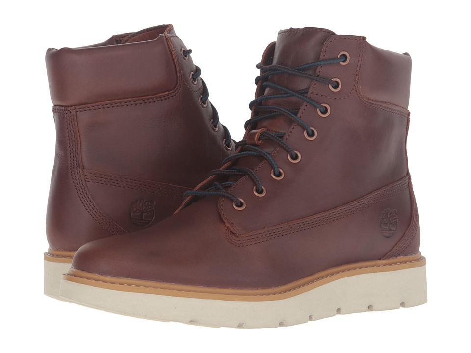 Timberland Kenniston 6 Lace-Up Boot (Medium Brown Full Grain) Women
