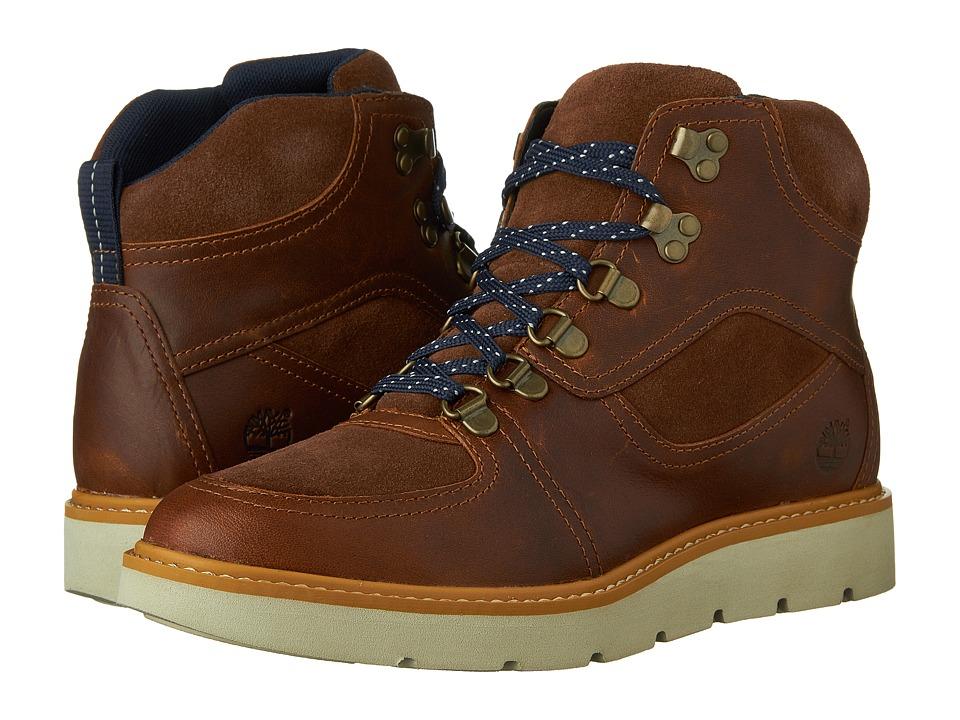 Timberland - Kenniston Hiker (Medium Brown Full Grain) Women's Shoes