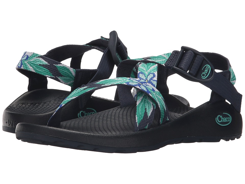 Chaco - Z/1 Ultraviolet Classic (Blue Daisy) Women's Shoes