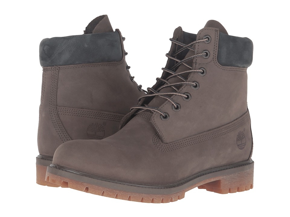 Timberland - 6 Premium Boot - Autumn Mashup (Canteen Waterbuck NB) Men's Work Boots