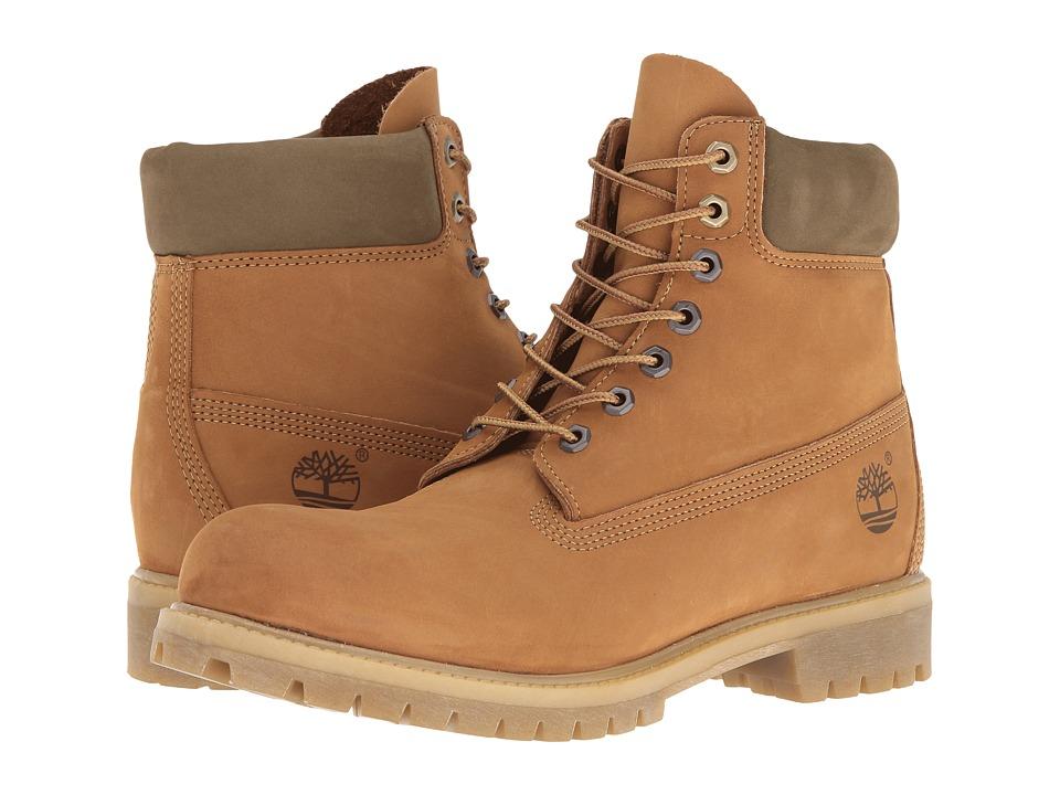 Timberland - 6 Premium Boot - Autumn Mashup (New Gourd Waterbuck NB) Men's Work Boots