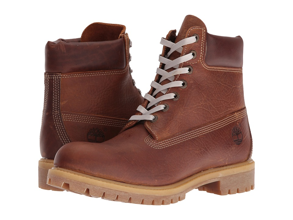 Timberland - 6 Premium - Vintage Pond Hockey (Sundown Galera FG) Men's Work Boots