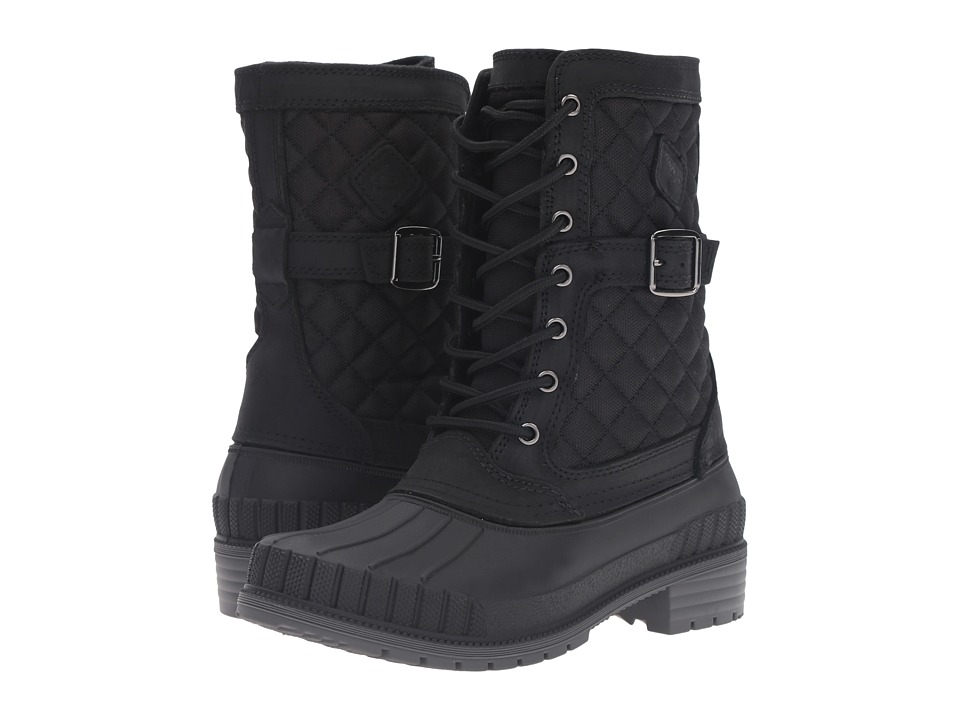 Kamik - Sienna (Black) Women's Cold Weather Boots