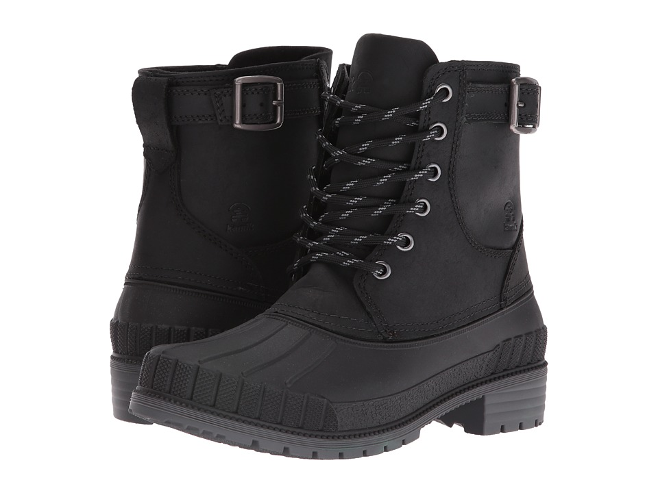 Kamik - Evelyn (Black) Women's Cold Weather Boots
