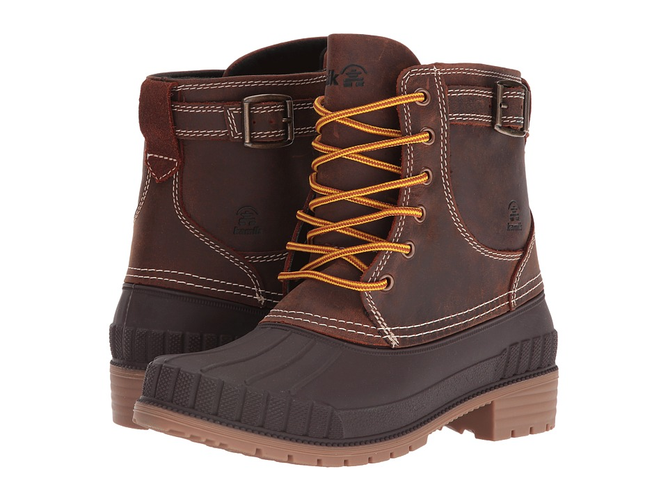 Kamik Evelyn (Dark Brown) Women