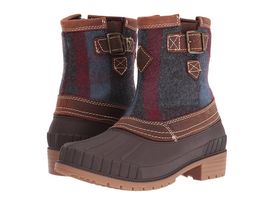 Kamik - Avelle (Dark Brown) Women's Zip Boots