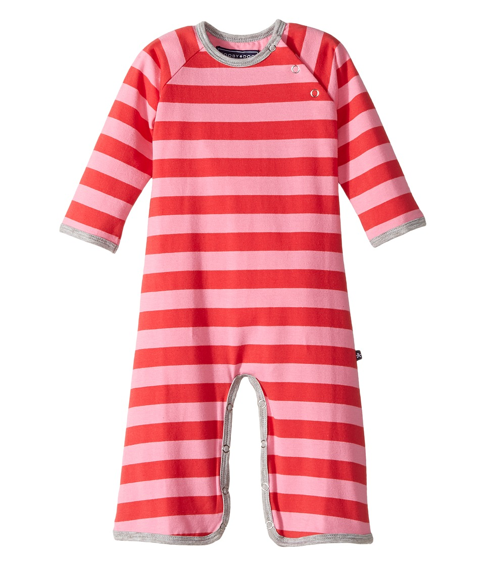Toobydoo - Angie Jumpsuit (Infant) (Fuchsia/Red) Girl's Jumpsuit & Rompers One Piece