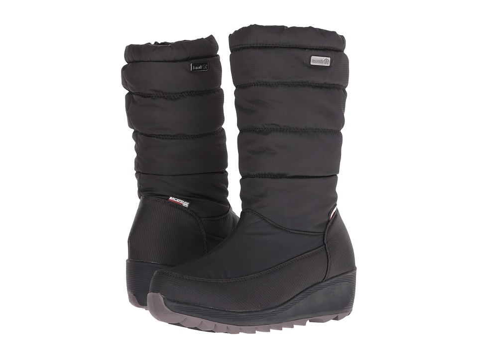 Kamik - Detroit (Black) Women's Cold Weather Boots