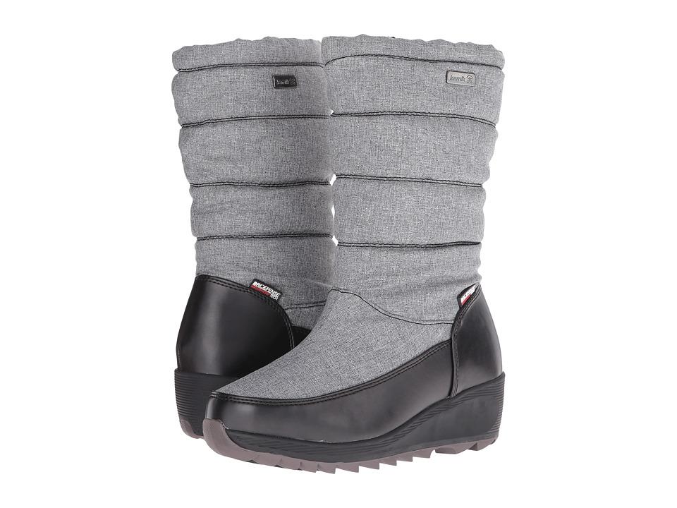 Kamik - Detroit (Charcoal) Women's Cold Weather Boots