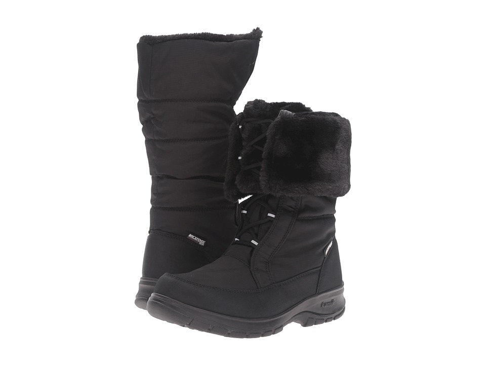 Kamik - Seattle 2 (Black) Women's Cold Weather Boots