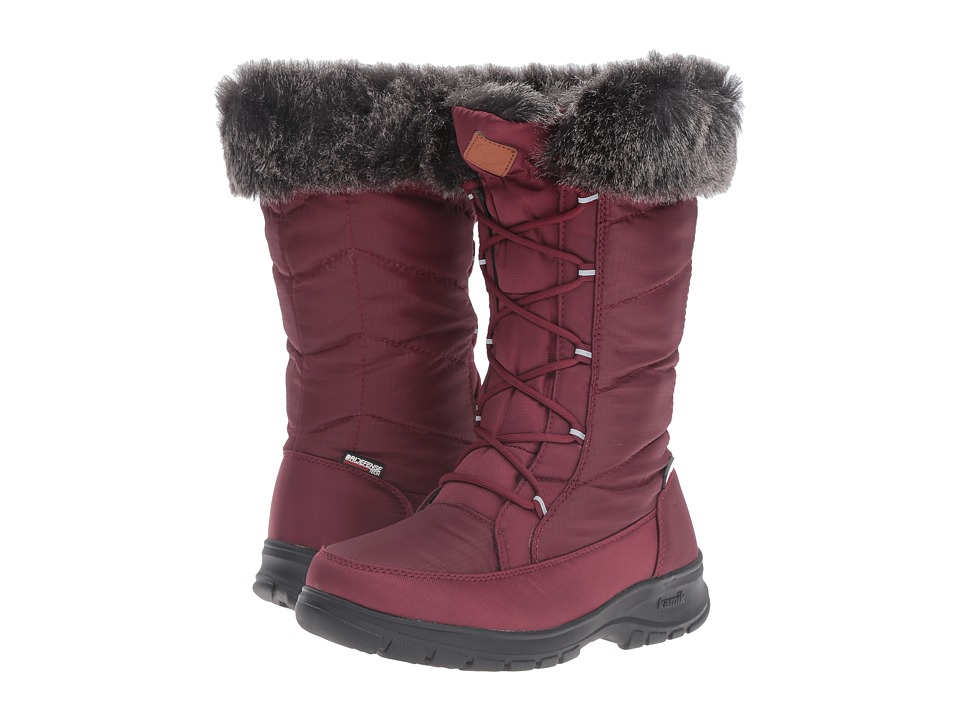 Kamik - Yonkers (Burgundy) Women's Cold Weather Boots