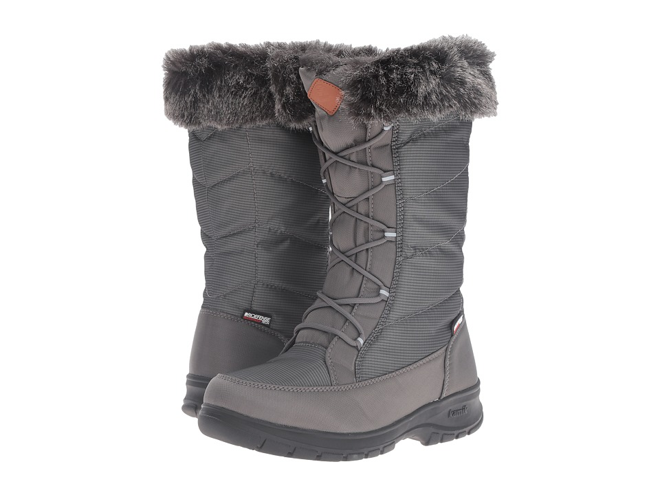 Kamik - Yonkers (Charcoal) Women's Cold Weather Boots