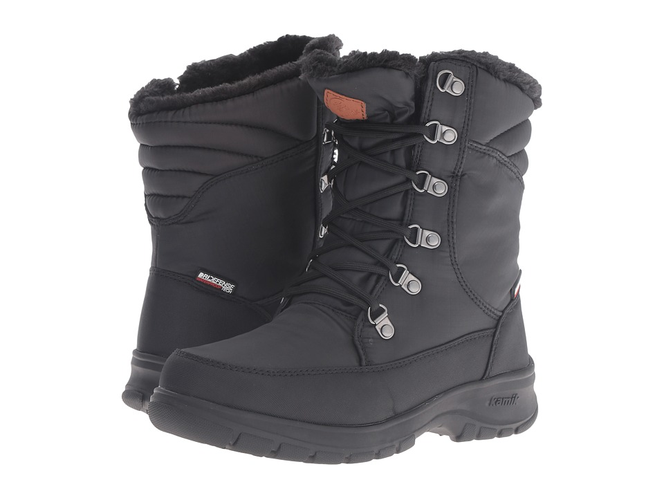 Kamik - Bronx (Black) Women's Cold Weather Boots