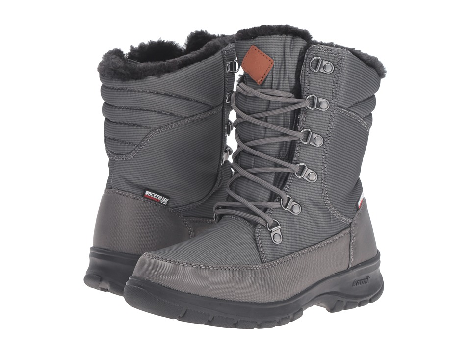 Kamik - Bronx (Charcoal) Women's Cold Weather Boots